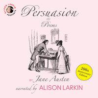 Persuasion and Poems - Jane Austen