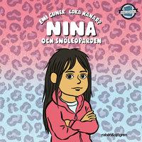 Nina och snöleoparden - Emi Guner