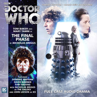 Doctor Who - The 4th Doctor Adventures 2.7 The Final Phase - Nicholas Briggs