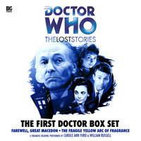 Doctor Who - The Lost Stories - First Doctor Box Set - Nigel Robinson, Moris Farhi
