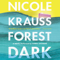 Forest Dark - Nicole Krauss