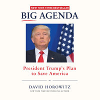 Big Agenda - President Trump's Plan to Save America - David Horowitz