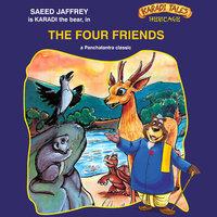 The Four Friends - Shobha Viswanath