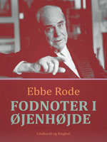 Fodnoter i øjenhøjde - Ebbe Rode