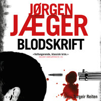 Blodskrift - Jørgen Jæger