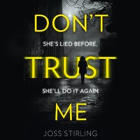 Don't Trust Me - Joss Stirling