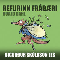 Refurinn frábæri - Roald Dahl