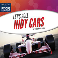 Indy Cars - Wendy Hinote Lanier