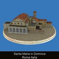 Santa Maria in Domnica Roma Italia - Caterina Amato