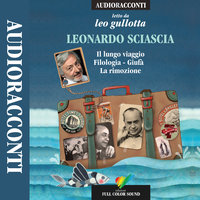 Il lungo viaggio, Filologia, Giufà, La rimozione - Leonardo Sciascia
