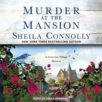 Murder at the Mansion - Sheila Connolly