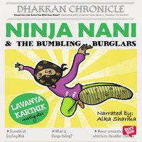Ninja Nani & The Bumbling Burglars - Lavanya Karthik