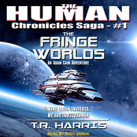 The Fringe Worlds - T.R. Harris