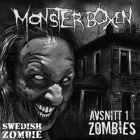 Monsterboxen 1: Zombies - Emil Eriksson