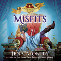 Misfits - Jen Calonita