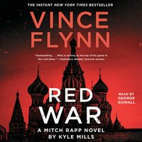 Red War - Vince Flynn, Kyle Mills
