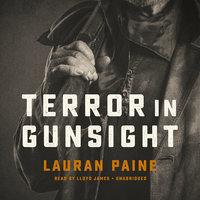 Terror in Gunsight - Lauran Paine