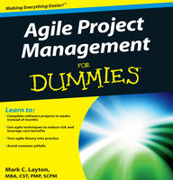 Agile Project Management for Dummies - Mark C. Layton