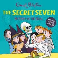 Mystery of the Skull - Enid Blyton, Pamela Butchart