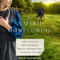 An Amish Homecoming: Four Stories - Kathleen Fuller, Beth Wiseman, Amy Clipston, Shelley Shepard Grey