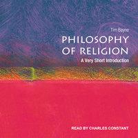 Philosophy of Religion - Tim Bayne