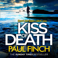 Kiss of Death - Paul Finch