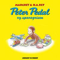 Peter Pedal og sparegrisen - Margret Og H.a. Rey
