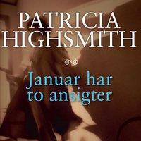 Januar har to ansigter - Patricia Highsmith