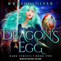 Dragon's Egg - BR Kingsolver