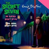 Go Ahead, Secret Seven & Good Work, Secret Seven - Enid Blyton