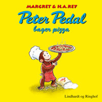 Peter Pedal bager pizza - H.A. Rey