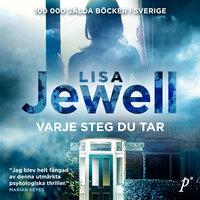 Varje steg du tar - Lisa Jewell