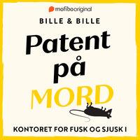 Mandix - Patent på mord - Sæson 1 - Steen Bille, Lisbeth Bille