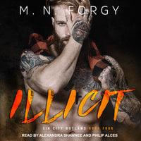 Illicit - M.N. Forgy