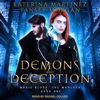 Demons and Deception - Katerina Martinez, Tansey Morgan