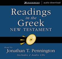 Readings in the Greek New Testament - Jonathan T. Pennington