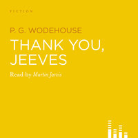 Thank You, Jeeves - P.G. Wodehouse