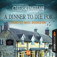 A Dinner to Die For - Matthew Costello, Neil Richards