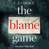 The Blame Game - C.J. Cooke