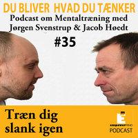 Træn dig slank igen - Jørgen Svenstrup