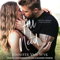 All I Need - Jennifer Van Wyk