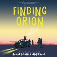 Finding Orion - John David Anderson