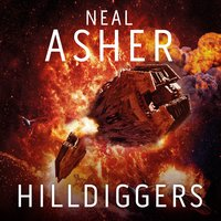 Hilldiggers - Neal Asher