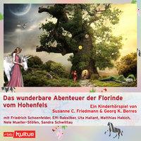 Das wunderbare Abenteuer der Florinde vom Hohenfels - Susanne Friedmann, Georg Berres
