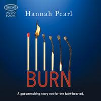 Burn - Hannah Pearl