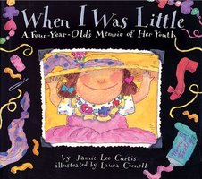 When I Was Little - Jamie Lee Curtis