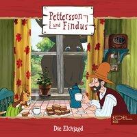 Pettersson und Findus - Folge 4: Die Elchjagd + drei Geschichten - Sven Nordqvist, Thomas Karallus