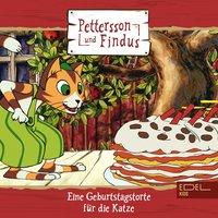 Pettersson und Findus - Folge 1: Eine Geburtstagstorte für die Katze + drei Geschichten - Dieter Koch