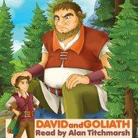 David and Goliath - William Vandyck