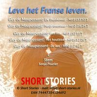 Leve het Franse leven - Guy de Maupassant